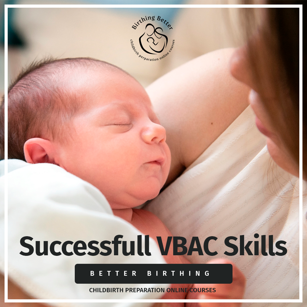 Birthing Skills Specific for Successful VBAC