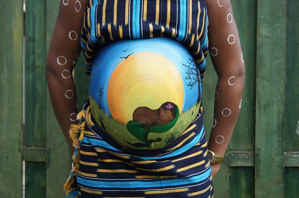 32 weeks pregnant