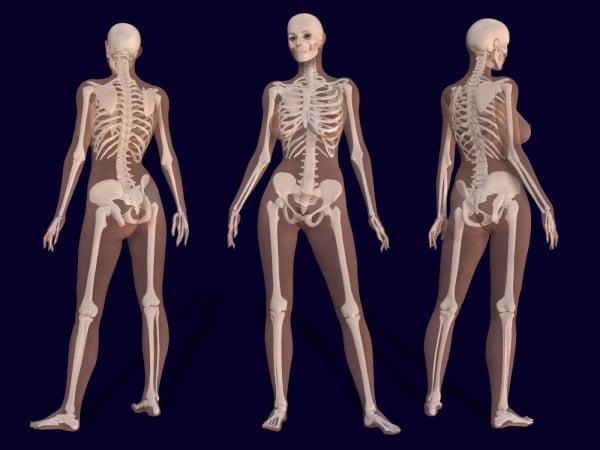 Create space in your pelvis