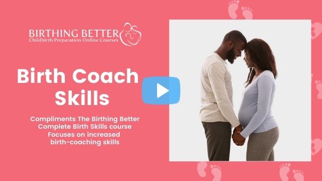 Birth Coach Online Birthing Class